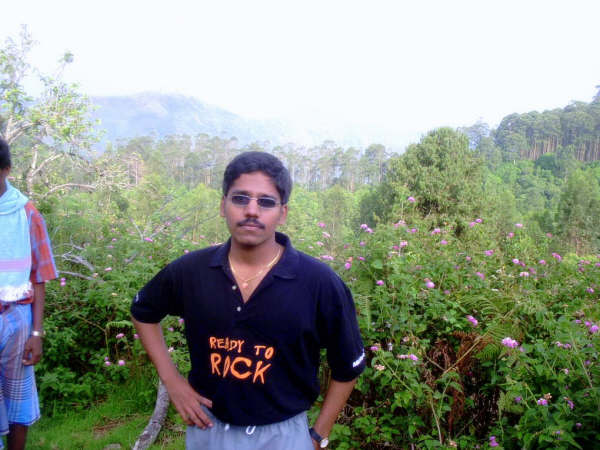 me at kodai
